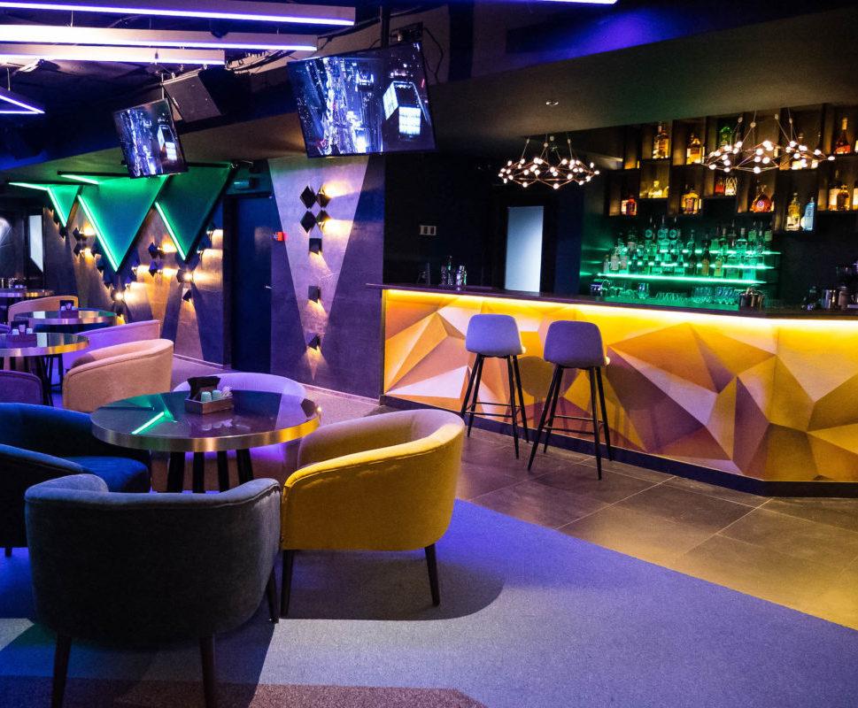 Karaoke Lights - Основной зал